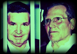 (FILES) -- This combo shows undated handout pictures of Mafia bosses Toto Riina (L) and Bernardo Provenzano. During a court hearing on February 2, 2010 in Rome in was confirmed that Provenzano negotiated his impunity with the authorities by helping capture Toto Riina. The notorious Sicilian Mafia boss Provenzano, 74, arrested in April 2006 after more than four decades on the run, is already serving around 10 life sentences. His predecessor as Mafia supremo, Riina, 77, has been in jail since 1993 and has been sentenced to some 15 life sentences, mostly for murder. AFP PHOTO/HO/GRAZIA NERI