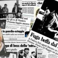 Mala del Brenta, la vendetta su Maniero si vende in libreria