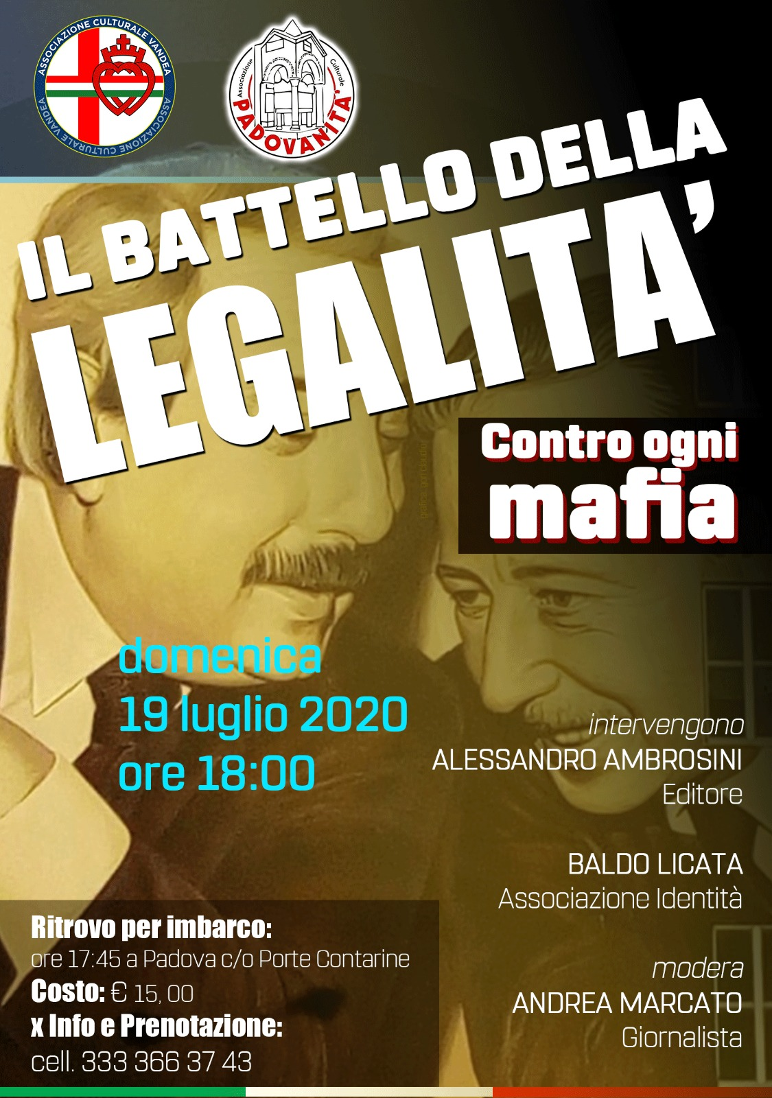 Battello Legalita